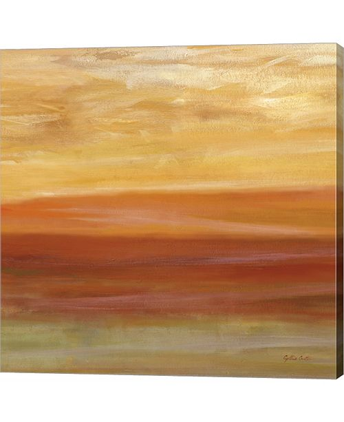 Metaverse Horizons Spice II by Cynthia Coulter Canvas Art