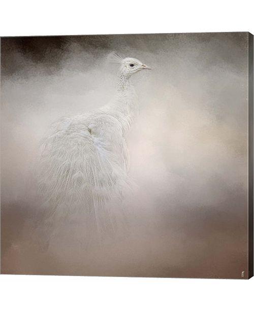 Metaverse Peacock 6 by Jai Johnson Canvas Art