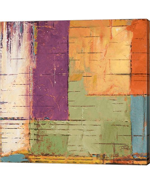 Metaverse The Cage I by Patricia Pinto Canvas Art