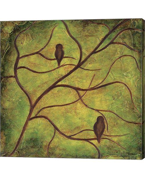 Metaverse Sleep Hallow Silhouettes by Britt Hallowell Canvas Art
