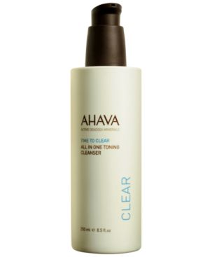 Image of Ahava All In One Toning Cleanser, 8.5 oz