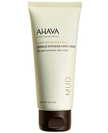 Ahava Dermud Intensive Hand Cream, 3.4 oz