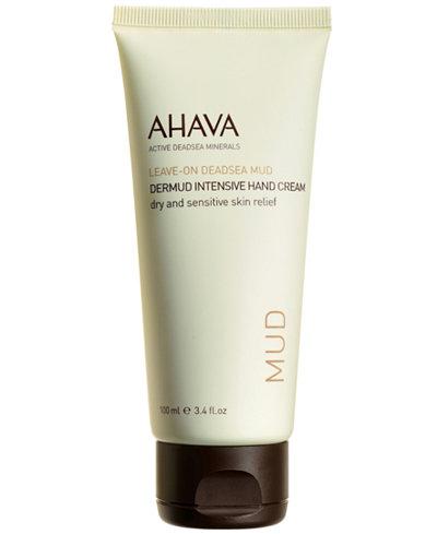 Ahava Dermud Intensive Hand Cream, 3.4 oz