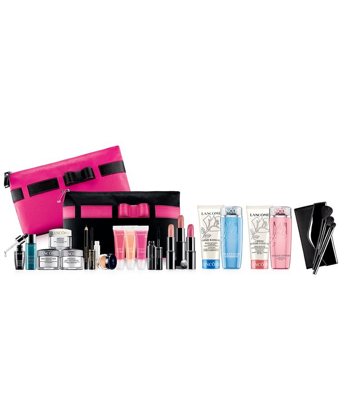 Lancôme - Receive an additional gift with $68  purchase - Choose your gift