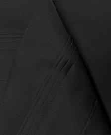 Superior 650 Thread Count Egyptian Cotton Stripe Pillowcase Set - Standard - White