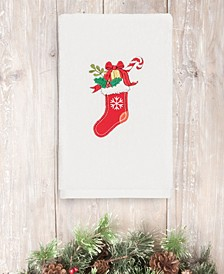 Christmas Stocking 100% Turkish Cotton Hand Towel
