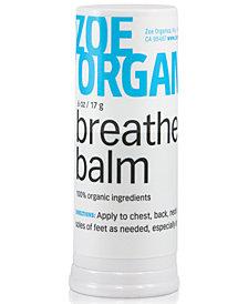 Zoe Organics Breathe Balm, 0.06-oz.