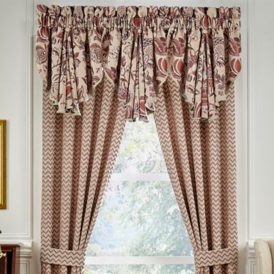 Lauryn Circle Window Valance