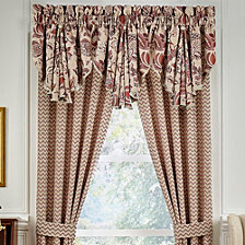 Croscill Lauryn Circle Window Valance