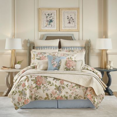 Carlotta 4-Piece King Comforter Set