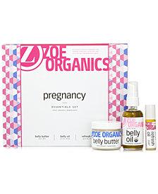 Zoe Organics 3-Pc. Pregnancy Essentials Set