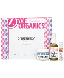 Zoe Organics 3-Pc. Pregnancy Essentials Set