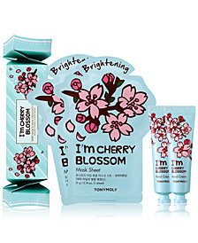 TONYMOLY 4-Pc. I'm Cherry Blossom Sheet Mask & Hand Cream Set