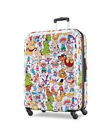 "American Tourister Nickelodeon 90'S  28"" Spinner Suitcase"