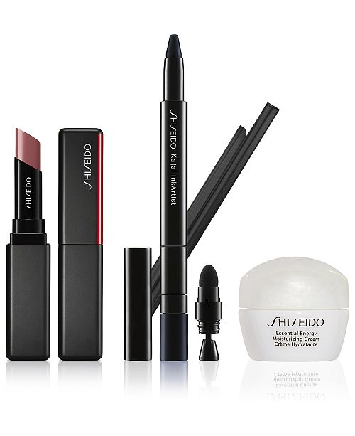 Shiseido  3-Pc. The Nude Look Set