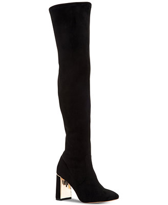 Aliana Over The Knee Boots by Bcb Generation