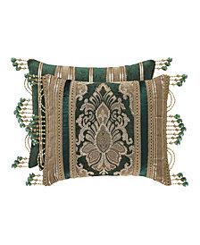 Emerald Isle Boudoir Decorative Pillow