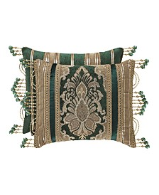 J Queen Emerald Isle Boudoir Decorative Pillow