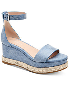 BCBGeneration Addie Espadrille Wedge Sandals
