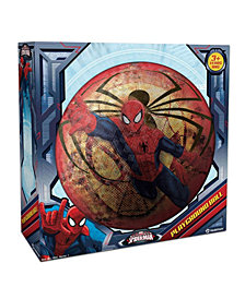 "Hedstrom - 8.5"" Ultimate Spiderman Rubber Playground Ball"