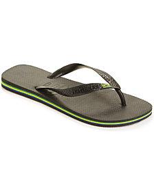 Havaianas Men's Brazil Flip-Flop Sandals