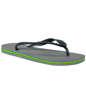 Havaianas Men's Brazil Flip-Flop Sandals Men's Shoes