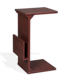 Manor House Rooster Red Chairside Table
