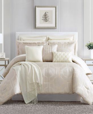 Saybrook 14-Pc. Queen  Comforter Set, Created for Macy's