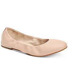 BCBGeneration Georgia Scrunch Ballet Flats