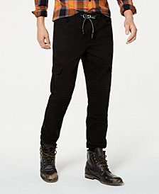 American Rag Men's Cargo Jogger Pants, Created for Macy's