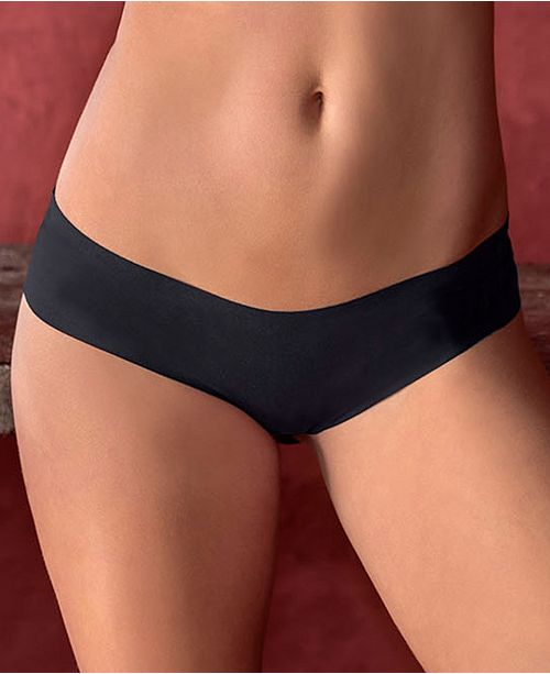 1bb71704301 ... Leonisa Seamless Cheeky Hiphugger Panty with Lace Top Back 012937 ...