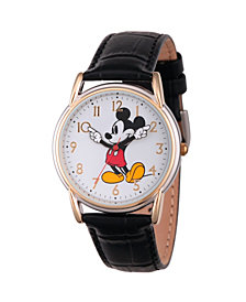 Disney Mickey Mouse Women's Two Tone Cardiff Alloy Watch