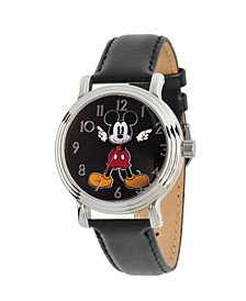 Disney Mickey Mouse Women's Silver Vintage Alloy Watch