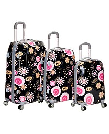 3-Pc. Hardside Luggage Set
