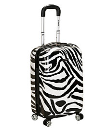 "Rockland 20"" Polycarbonate Carry-On"