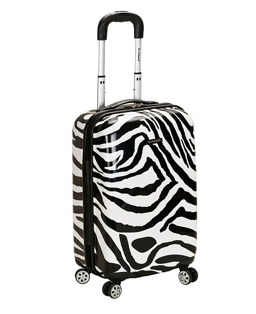 "Rockland 20"" Hardside Carry-On Luggage"