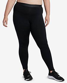 Nike Plus Size Pro Warm Leggings