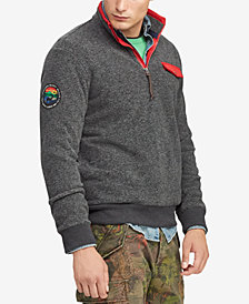 Polo Ralph Lauren Men's Great Outdoors Fleece Pullover