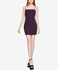 BCBGeneration Mini Woven Sheath Dress