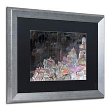 """Lauren Moss 'Galdhopiggen' Matted Framed Art, 16"""" x 20"""""""