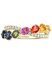 1fac24710 EFFY® Multi-Sapphire (1-3/8 ct. t.w.) &