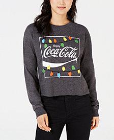 Mad Engine Juniors' Coca-Cola Lights Graphic T-Shirt