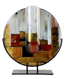 "18"" Round Vase"