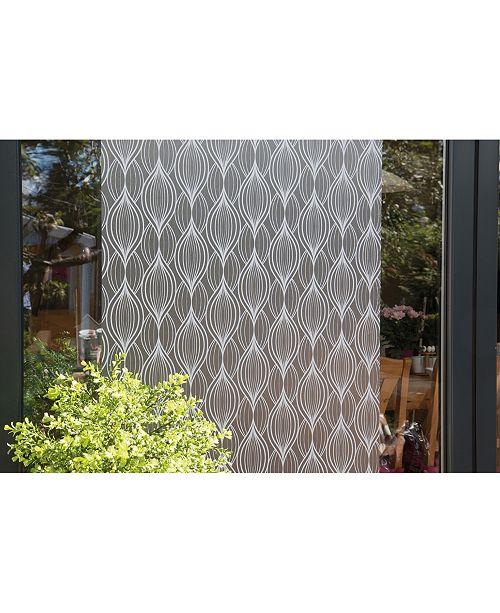 Brewster Home Fashions Charis Premium Window Film