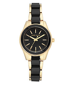 Anne Klein Glossy Dial Watch