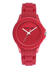 Anne Klein Matte Dial with Arabic Numerals