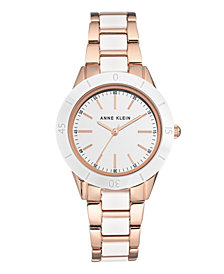 Anne Klein Mirror Dial Watch