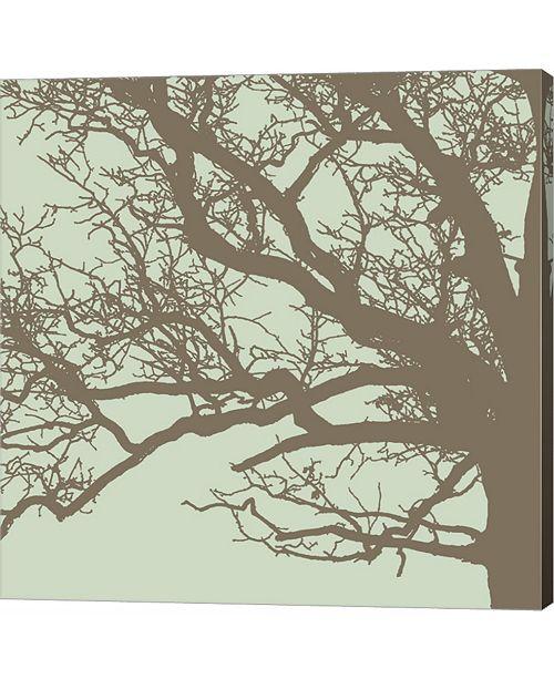 Metaverse Winter Tree III by Erin Clark