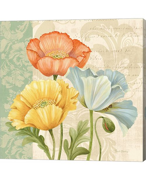 Metaverse Pastel Poppies by Pamela Gladding