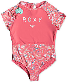 Roxy Toddler Girls Bali Dance Rashguard